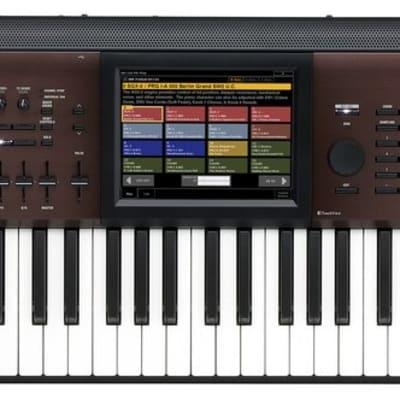 Korg Kronos 2 LS 88 key synthesizer workstation