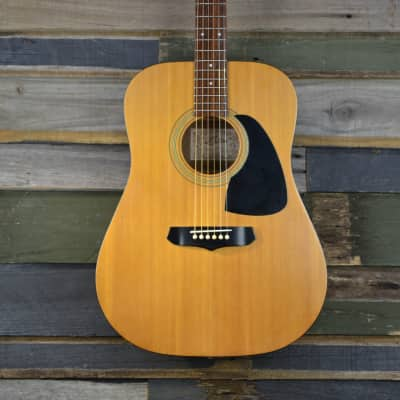 Aria  LW10 Dreadnought 1984 Natural for sale