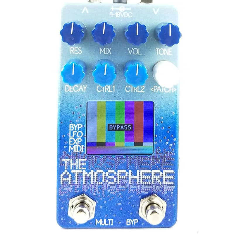 Dr  Scientist Atmosphere Reverb NOW IN STOCK!!