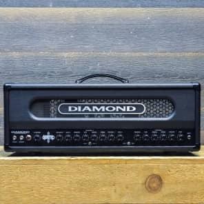 Diamond Amplification Heretic 100-Watt All-Tube Guitar Amplifier Head w/Footswitch for sale