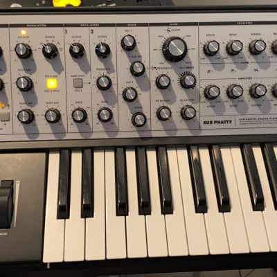 Moog Synths and Pedals | Reverb