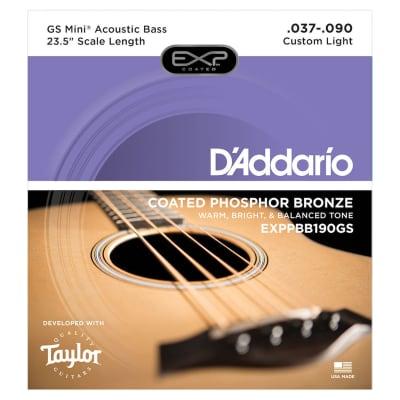 D'Addario GS Mini Bass String Set