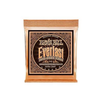 Ernie Ball 2550 Everlast Phosphor 10-50