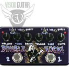 ZVEX Hand Painted Double Rock - 2 Box Of Rock Pedals In One image