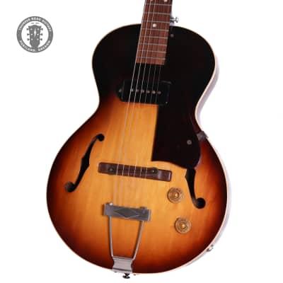 1957 Gibson ES-125T 3/4 Sunburst