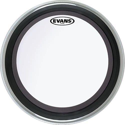 evans emad coated bass drum batter head 22 reverb. Black Bedroom Furniture Sets. Home Design Ideas