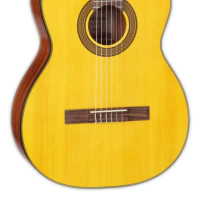 Takamine GC3CE NAT G Series Classical Nylon String Cutaway Acoustic/Electric Guitar Natural Gloss