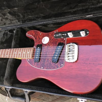 G&L Tribute ASAT Special Electric Guitar, Irish Ale, Tortoise Shell w Hard Case for sale