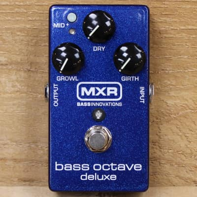 MXR M288 Bass Octave Deluxe for sale