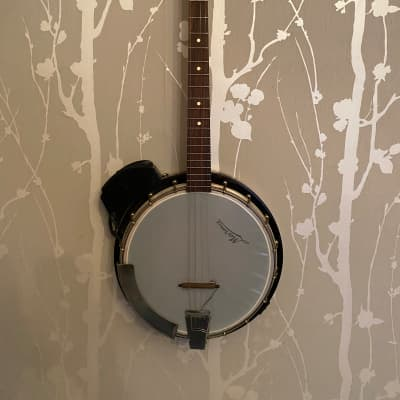 Marma Banjo 4 Strings GDR Germany With Active Equalizer Vintage and Rare for sale