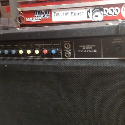 Vintage Yamaha G50-112 III Combo Amplifier - 50 Watt Awesome Blast from the Past