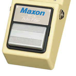 Maxon AF-9 Auto Filter pedal for sale