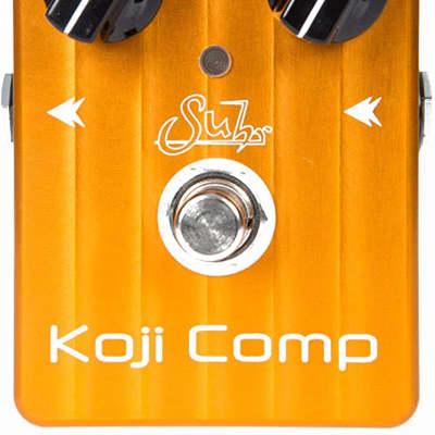 Suhr 03-KOJ-0001 Koji Comp Compressor Guitar Pedal for sale