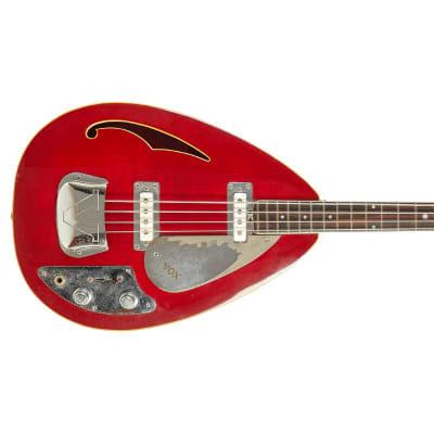 Vox V274 Constellation IV Bass Wine Red 1967