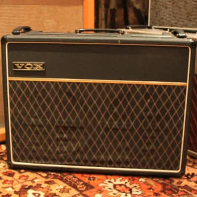 "Vox AC-30 TB Top Boost 3-Channel 30-Watt 2x12"" Guitar Combo 1970 - 1973"