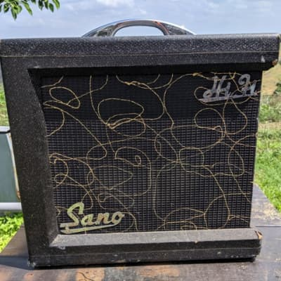 Sano guitar amp for sale
