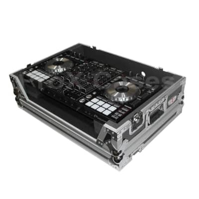 ProX XS-DDJSX Black DJ Controller Hard ATA Travel Flight Case For Pioneer DDJ-SX