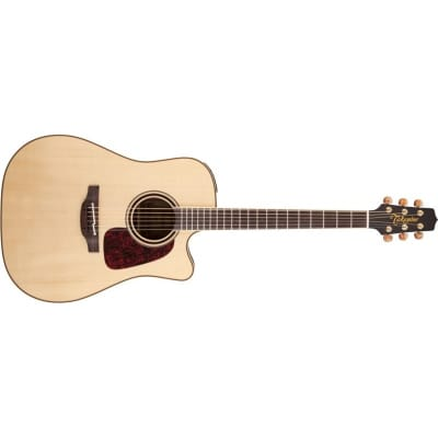 Takamine P4DC Pro Dreadnought Electro Acoustic for sale