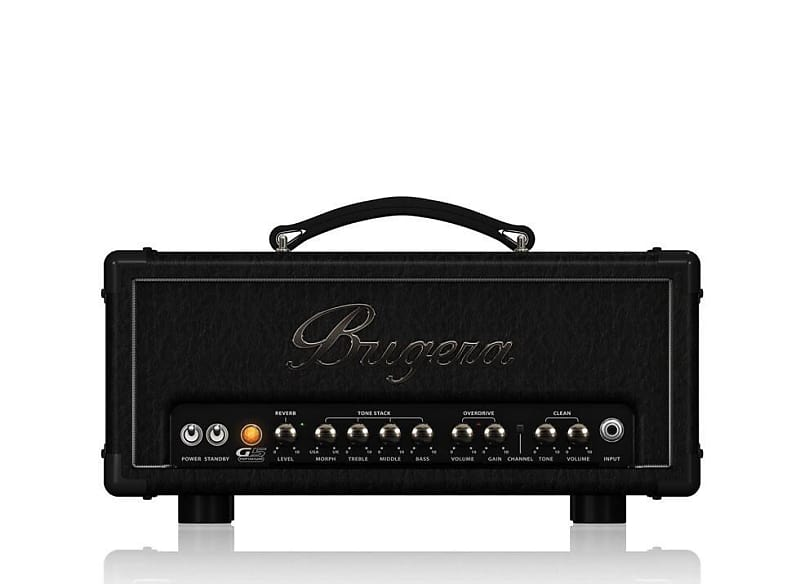 bugera g5 infinium 5 watt amplifier head reverb. Black Bedroom Furniture Sets. Home Design Ideas