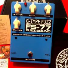 D*A*M Fuzz Sound FS-77  2016