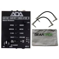 ADA GSC-3 Guitar Cabinet Simulator | Reverb