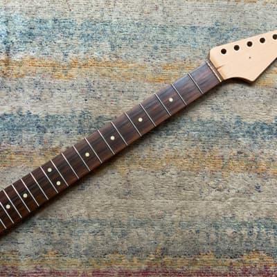 USA Custom Guitars (USACG) Tommy Era (2010) Strat Neck 2010, Pau Ferro on Maple