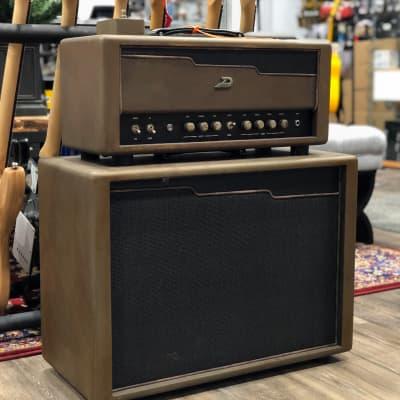 Duesenberg Berlin 45-Watt Guitar Half Stack with 1x12