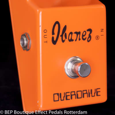 Ibanez OD-850 Overdrive Narrow Box V1 First Series 1975 Japan, four C828 Silicon Transistors