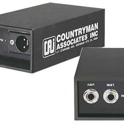 Countryman Type 85 Compact Active DI Box