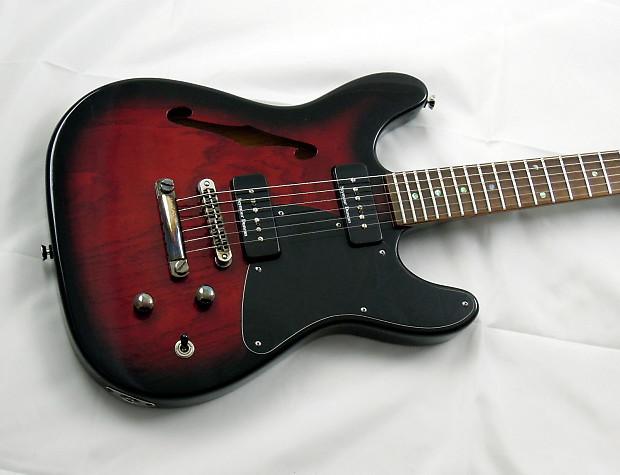 Fender Ja 90 : fender 2004 tc 90 thinline telecaster semi hollow set neck reverb ~ Vivirlamusica.com Haus und Dekorationen