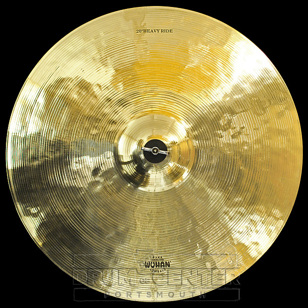 wuhan heavy ride cymbal 20 drum center of portsmouth reverb. Black Bedroom Furniture Sets. Home Design Ideas