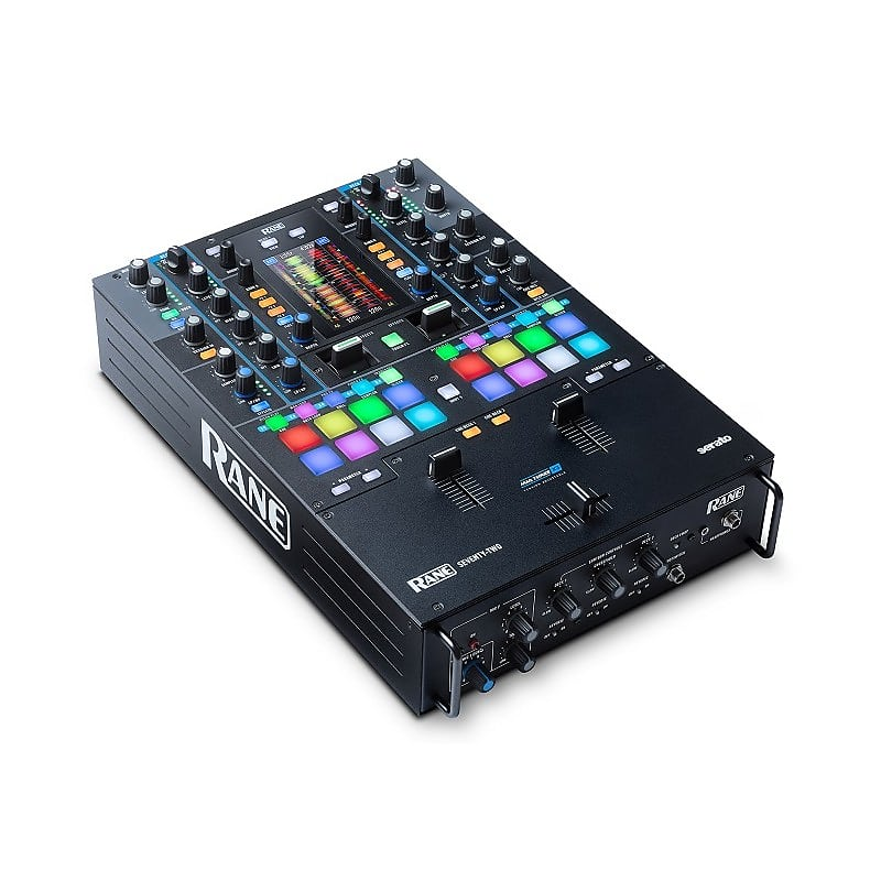 MIXING 2-WAY BATTLE FOR Rane Serato DJ | Angers Music Store