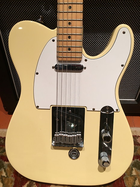 fender telecaster b bender 1996 blonde reverb. Black Bedroom Furniture Sets. Home Design Ideas