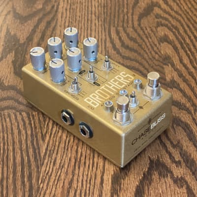 Chase Bliss Audio Brothers Analog Gain Stage