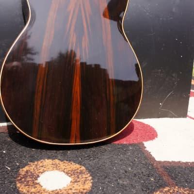 Darren Hippner Bouchet Brazilian Rosewood Concert Classical Guitar 2015 for sale