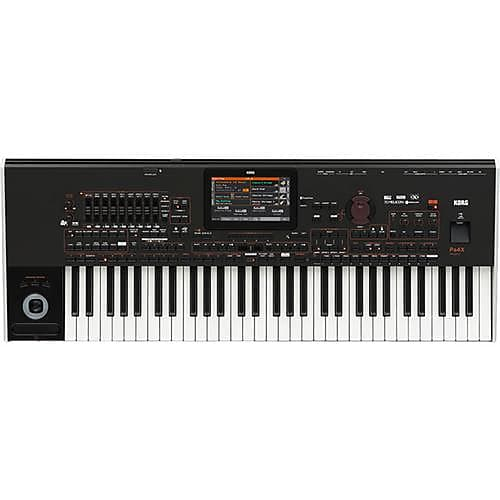 Korg Pa4X ORIENTAL 61-Key Professional Arranger Keyboard