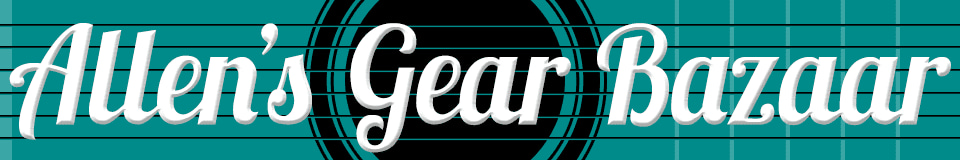 Allen's Gear Bazaar