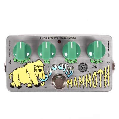 Zvex Woolly Mammoth Germanium Fuzz Vexter