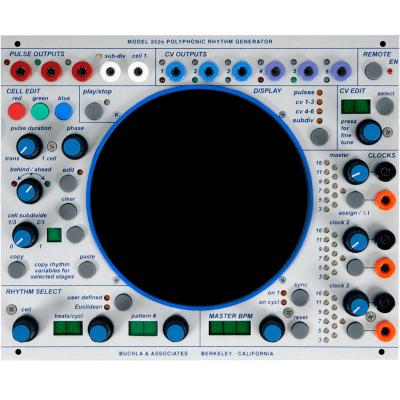 Buchla 252e Polyphonic Rhythm Generator