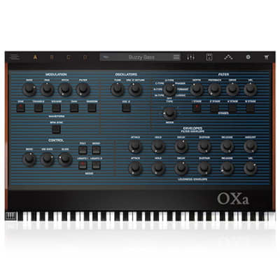 Syntronik OXa Synth