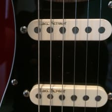 Holy grail Lace sensor loaded pickguard  Lace sensor holy grail Black