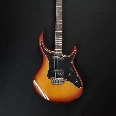 Revelation RH Honey Burst Electric Guitar for sale