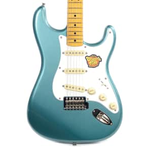 Squier Classic Vibe Stratocaster 50s Sherwood Green Metallic w/Matching Headstock