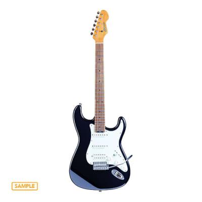 Blade Texas Vintage Stratocaster Black w/ Humbucker Bridge Seymour Duncan for sale