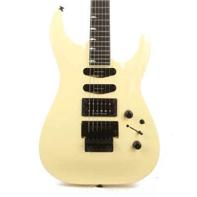 Kramer SM-1 Electric Guitar Vintage White for sale