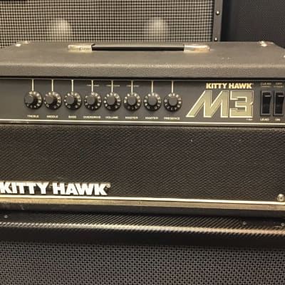 Kitty Hawk M3 Tube Amp Head for sale