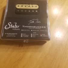 Suhr SSH Plus bridge pickup zebra