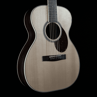 Huss and Dalton T-0014 14-Fret w/ Italian Spruce Top, Ziricote Back/Sides - VIDEO - ON HOLD for sale
