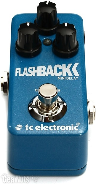 tc electronic flashback mini delay and looper pedal reverb. Black Bedroom Furniture Sets. Home Design Ideas