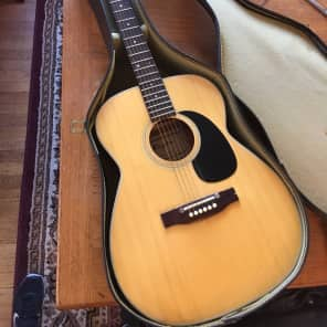 Kingston V-1 Acoustic  70s Natural PROJECT for sale
